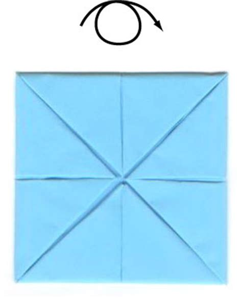 Easy Origami Shirt - how to make a traditional easy origami shirt page 7