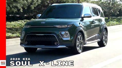 Kia X Line 2020 by 2020 Kia Soul X Line