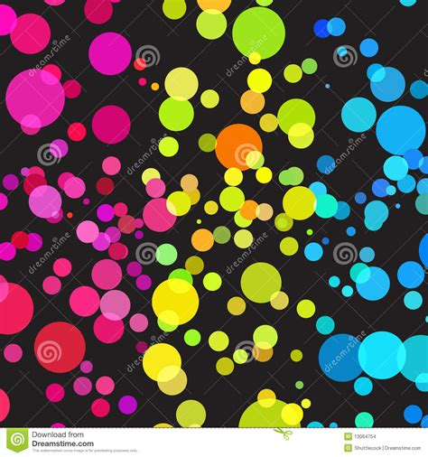 pattern dots color bright color dots pattern stock images image 13064754