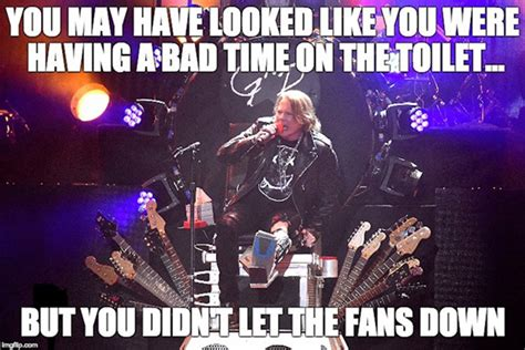 Axl Meme - these nice axl rose memes are hilarious music news