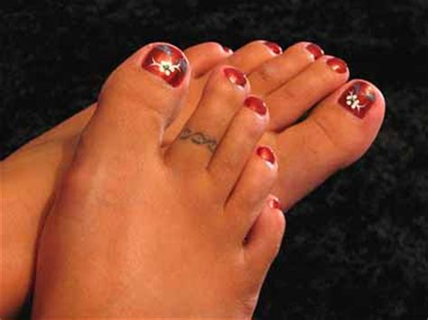 toe tattoos designs for designs photos toe ring designs