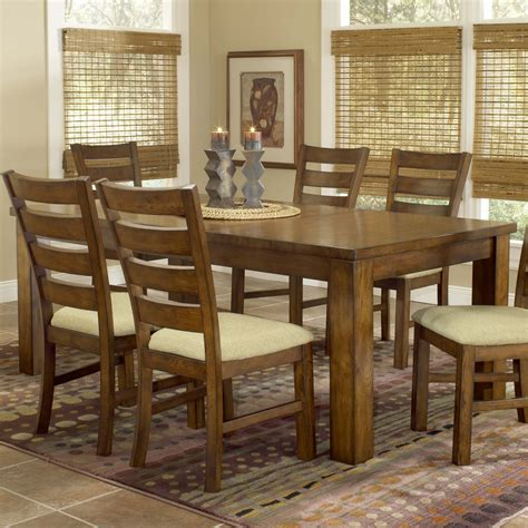 Wooden Dining Room Furniture Reclaimed Wood Dining Room Table Kitchen Table