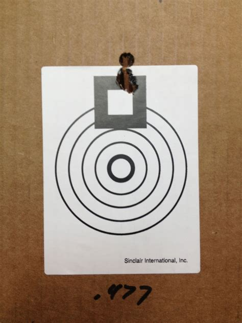 bench rest targets benchrest targets on a roll throw them in a bag and don t