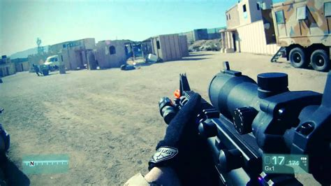 battlefield 5 operation viper fan made live action airsoft