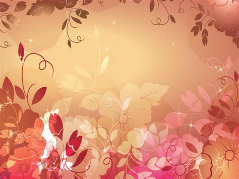 beautiful themes for powerpoint 2010 pink garden powerpoint templates flowers nature free