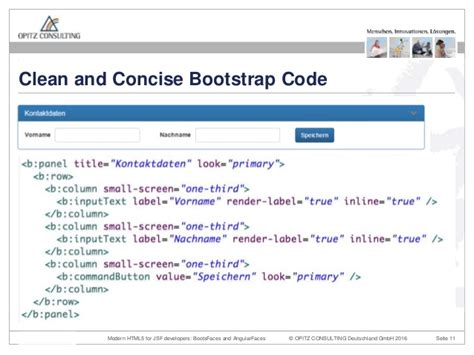 bootstrap themes jsf bootsfaces and angularfaces modern html5 for jsf developers