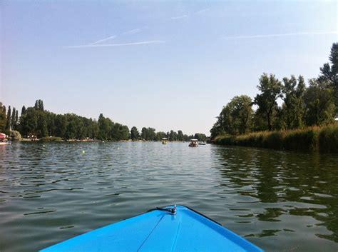 boat rental vienna when in vienna