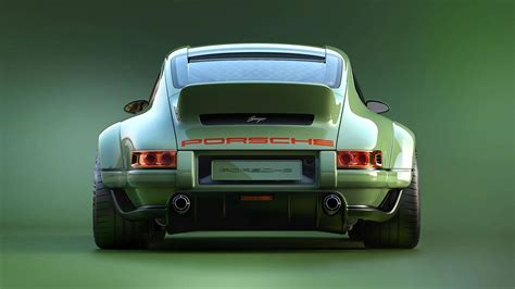 singer porsche williams engine sensationally singer porsche 911 with 500 hp williams