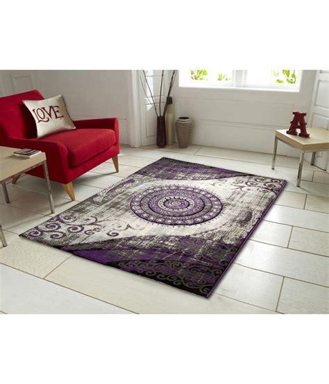 snapdeal home decor bhajana home decor multicolour cotton carpet buy bhajana