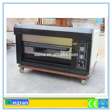 Oven Gas Bakery trade assurance digital bakery deck oven electric