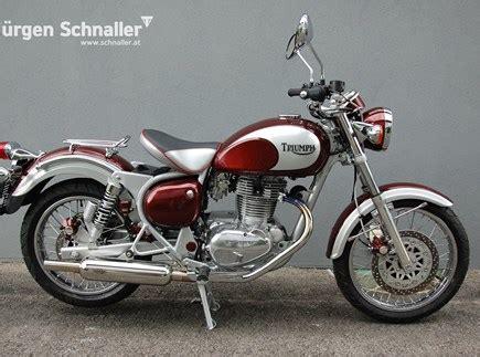 Motorrad Ersatzteile Tirol by Custom Bikes Und Motorrad Umbauten Des H 228 Ndlers Triumph
