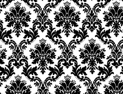 black and white french pattern great paris themed background to use for party extras like