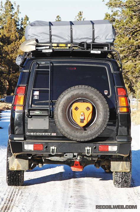 2004 land rover discovery rear bumper 2004 land rover discovery series ii ain t no status
