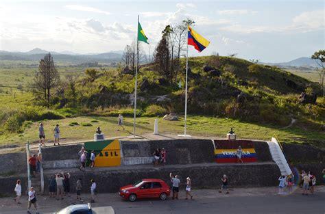 Imagenes Brasil Venezuela | fotos fronteira brasil venezuela turistas aproveitam o
