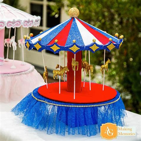 best 25 carnival centerpieces ideas on circus