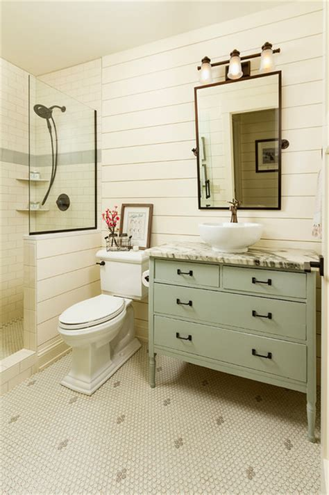 Country Decorating Ideas For Kitchens by Lakeside Farmhouse Country Bathroom Minneapolis By