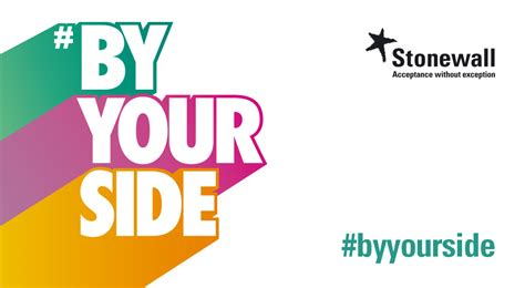 by your side five things we learned byyourside at pride stonewall