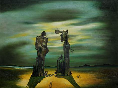 angelus paint new york la visite d exhibition 3 salvador dal 237 the