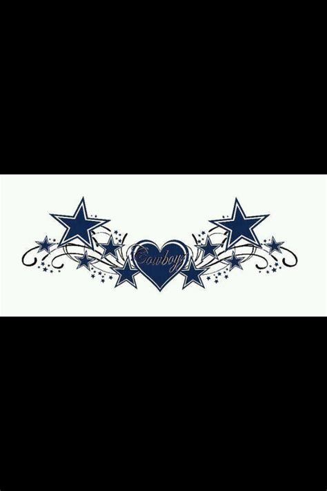dallas cowboys star tattoo dallas cowboys thinking about getting this in a