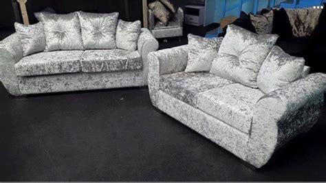 cheap crushed velvet sofa crushed velvet sofas silver panther crush velvet corner