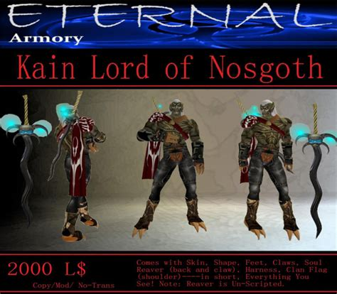 Sale Kain second marketplace 50 sale kain lord of