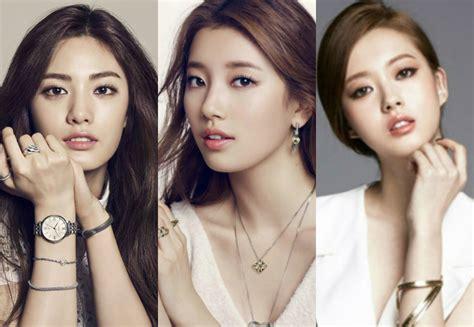 nana tops 100 most beautiful faces 2014 list soompi