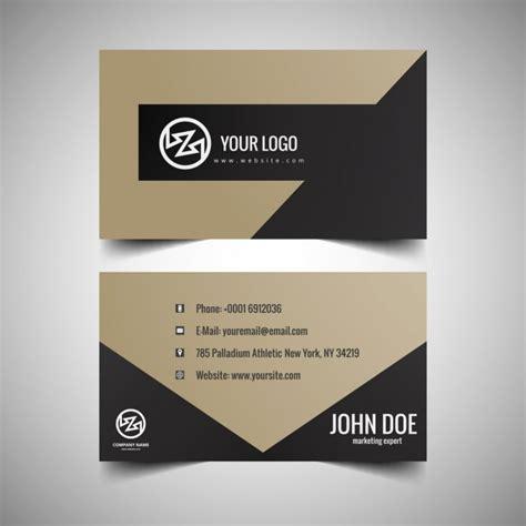 elegant company profile design elegant business card design vector free download