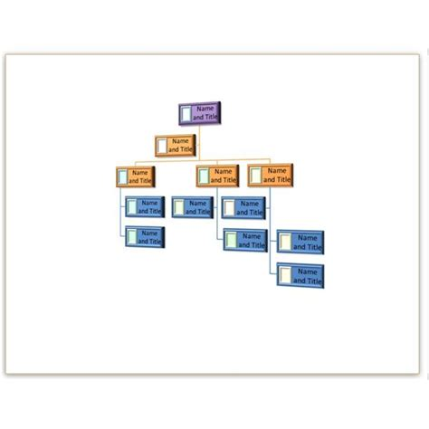 download free organizational chart templates free