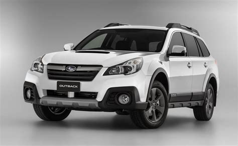 subaru outback subaru outback tougher look price rise for 2014 photos
