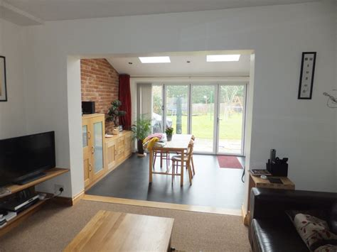 storey side extension  single storey rear extension