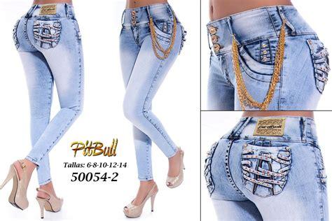 Moda De Jeans De Damas 2016 | nueva colecci 211 n de pantal 211 n jeans pitbull youtube