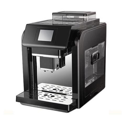 jual otten coffee  automatic espresso machine mesin kopi black  januari  blibli