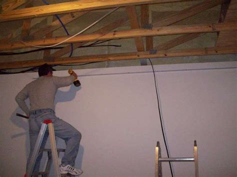 Ceiling Tile Track Mike And S World Chapter 41 More Closets And