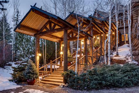 colorado mountain home in aspen custom home magazine colorado dream homes 13m aspen home has luxurious log