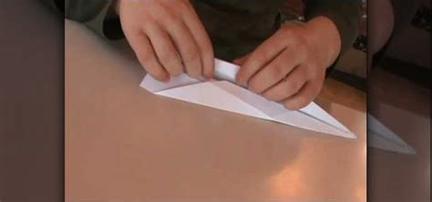 How To Make The Worlds Best Paper Airplane - how to make the world s best paper airplane 171 papercraft