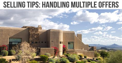 multiple offers on a house price isn t everything how to handle multiple offers when selling a house