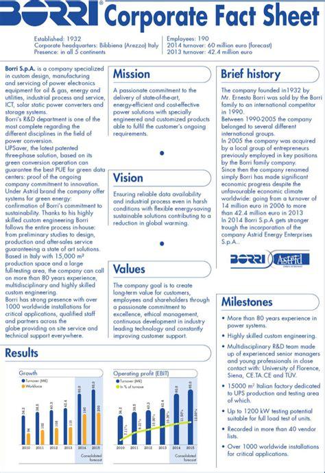 Fact Sheet Template Free by Fact Sheet Templates Free Premium Templates