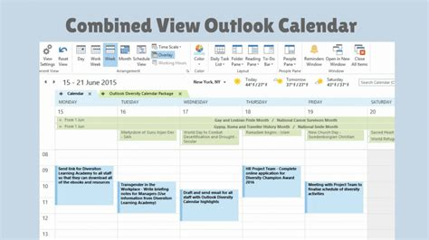 Diversity Calendar 2015 Outlook 2015 Diversiton Learning Academy