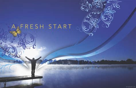 how to start fresh in living with ra a fresh start