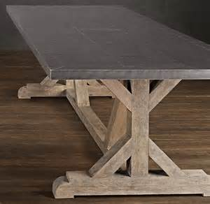Restoration Hardware Bistro Table 17 Best Ideas About Zinc Table On Zinc Countertops Metal Countertops And Bar Tops