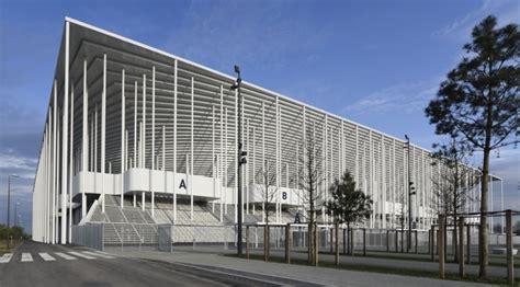 Architecture De Bordeaux by Nouveau Stade De Bordeaux By Herzog De Meuron A As