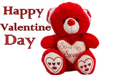 happy valentines day bears 14th february valentines day wishing cards images pictures