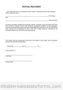 Real Estate Listing Form Template Free Release Of Option Mutual Releases Printable Real