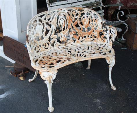 ornate cast iron garden set for sale antiques classifieds
