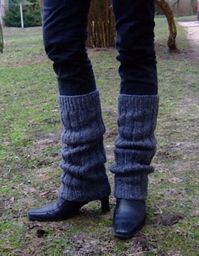 simple pattern for leg warmers leg warmers an easy pattern to learn knitting most