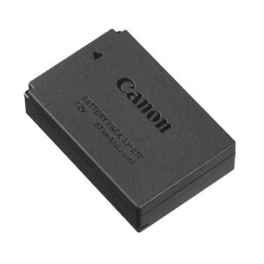 Baterai Kamera Canon M10 jual canon lp e12 battery kamera for eos m10 100d