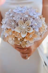 Paper Flower Bouquet How To Make A Simple Origami Flower Crafts On Fire