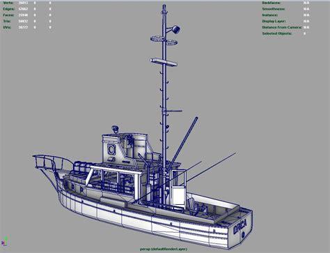 jaws cat boat jaws orca model boat plans horrific