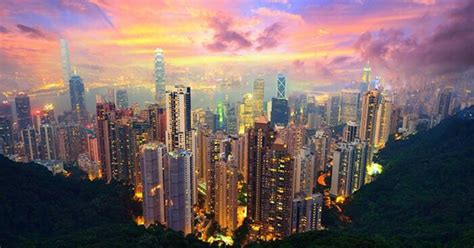 top  updated tourist places  hong kong