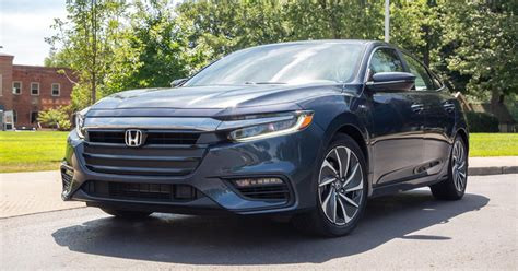 2019 Honda Insight Review by 2019 Honda Insight Review Third Time S A Charm Techswitch